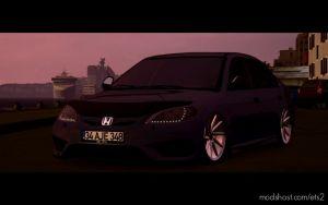 Honda Civic Vtec 2 1.35 for Euro Truck Simulator 2