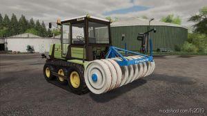 Fortschritt Silageroller for Farming Simulator 2019