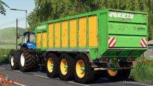 Joskin Drakkar 8600 for Farming Simulator 2019