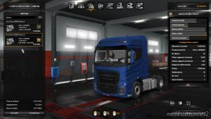 F-Max 750 HP Engine for Euro Truck Simulator 2