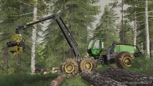 Big Tree Jd 1470 for Farming Simulator 2019