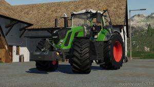 Fendt 800 Vario S4 for Farming Simulator 2019