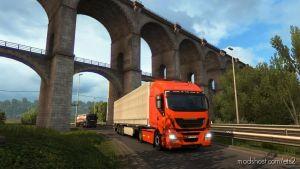 Realistic Physics For All Trucks 1.35 for Euro Truck Simulator 2