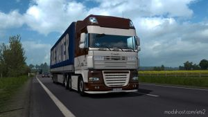 Improved Cabin Physics for Euro Truck Simulator 2