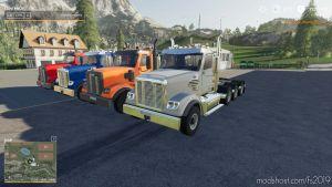 Freightliner 122SD for Farming Simulator 2019