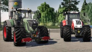Fendt 900 Vario S4 Serie for Farming Simulator 2019