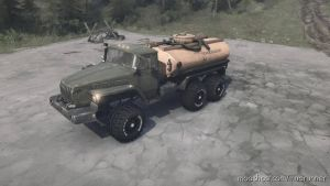 Ural-4320-10 for MudRunner