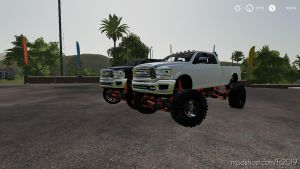 2020 Ram 2500 Sema V2.0 for Farming Simulator 2019