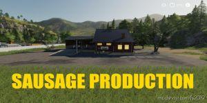 Sausage Production for Farming Simulator 2019