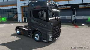 Fmax Squirrel Logistics Skin for Euro Truck Simulator 2