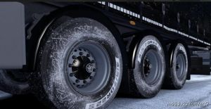 Kama Tires For Truck And Owned Trailer for Euro Truck Simulator 2