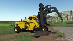 Letourneau Log Loader for Farming Simulator 2019