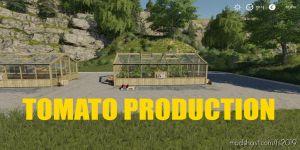 Tomato Production for Farming Simulator 2019