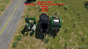 Balers Set for Farming Simulator 2019