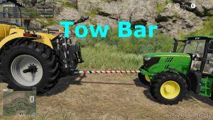 Tow Bar V1.2 for Farming Simulator 2019