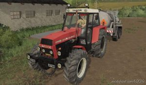Zetor 16145 Edit Fidzo for Farming Simulator 2019