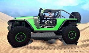 2017 Jeep Trailcat Rebuild for MudRunner