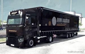 Dumo Reshade 1.36.X for Euro Truck Simulator 2