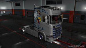 Scania S Griffin Skin for Euro Truck Simulator 2