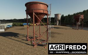 Silo Tp 2 for Farming Simulator 2019