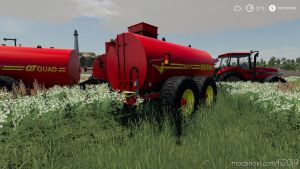 Nuhn Manure Tank Pack for Farming Simulator 2019