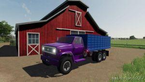 Chevrolet C70 Tandem Grain Truck for Farming Simulator 2019
