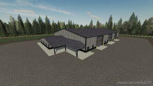 Glx Morton Pole Barn 72X160 for Farming Simulator 2019