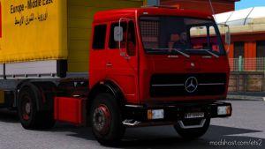 Mercedes 1632 NG Om404 V12 Sound 1.35.X for Euro Truck Simulator 2
