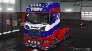 50K Addons Light Box Sign LCGFR Skin for Euro Truck Simulator 2