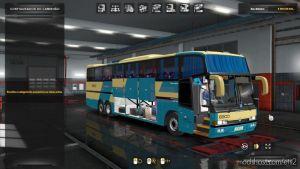 Marcopolo Gv 1150 Edy Godines Old Model V3.0 for Euro Truck Simulator 2