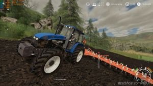 New Holland TS Series for Farming Simulator 2019