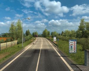 Border Improvements Pack For Promods 2.42 V1.1.0 for Euro Truck Simulator 2