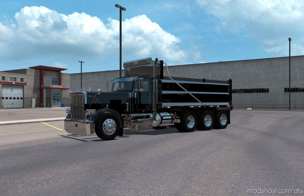 389 Longhood 1.36 for American Truck Simulator