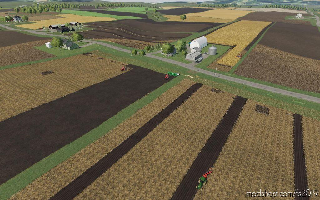 Seneca County With Corn Drying V0.9 for Farming Simulator 2019