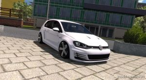 Volkswagen Golf 7 R Line V1.2 [1.35+] for American Truck Simulator