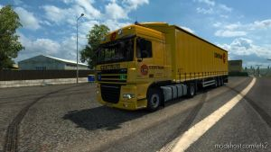 Centrum Transport Skinpack for Euro Truck Simulator 2