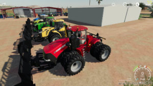 Silage Dozer Blade Tractor Pack for Farming Simulator 2019
