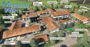MW Placeable Hof Edit for Farming Simulator 2019