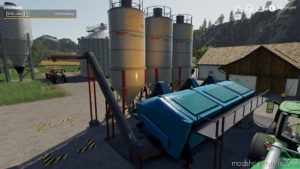 Pig Feed Mixer Gx-10 By Kastor Inc. V1.1 for Farming Simulator 2019