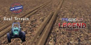 Real Terrain Deformation V1.5 for Farming Simulator 2019