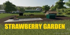 Strawberry Garden for Farming Simulator 2019