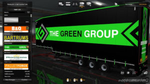 Sdc Double Deck Trailer for Euro Truck Simulator 2