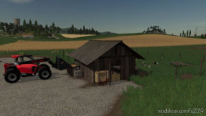 Chicken Pen for Farming Simulator 2019