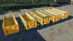 Joskin Trans-Space 6500/22 for Farming Simulator 2019