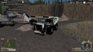 Liebherr T284 And Caterpillar V3.0 for Farming Simulator 2019