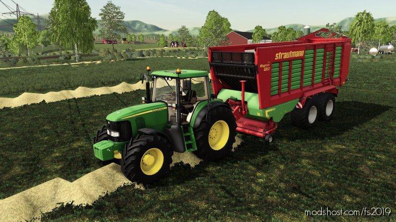 Strautmann Magnon 430DO for Farming Simulator 2019