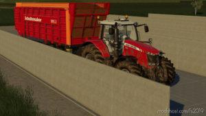 Bunker Silo V 1.1 for Farming Simulator 2019