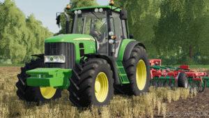 John Deere 7030 Premium Small Frame for Farming Simulator 2019
