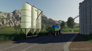 Multi Silo Shop for Farming Simulator 2019
