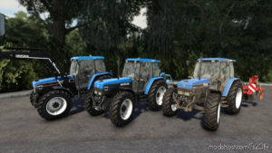 New Holland / Ford 40 Series for Farming Simulator 2019